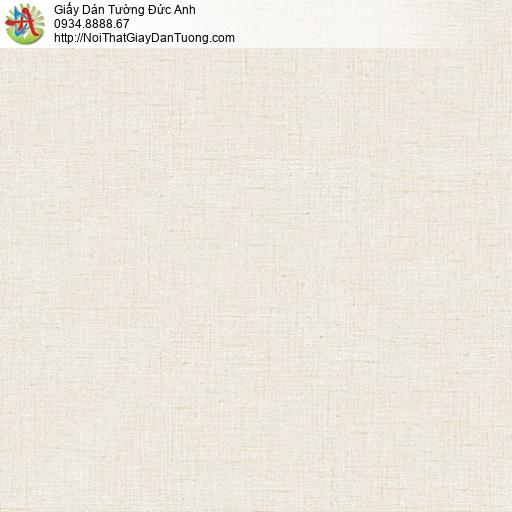 25040-7 - Giấy dán tường gân nhỏ màu vàng nhạt, gân trơn vàng nhạt mới