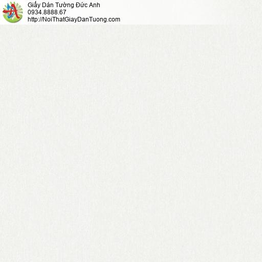 25043-2 - Giấy dán tường dạng gân màu trắng kem, giấy trơn kem trắng
