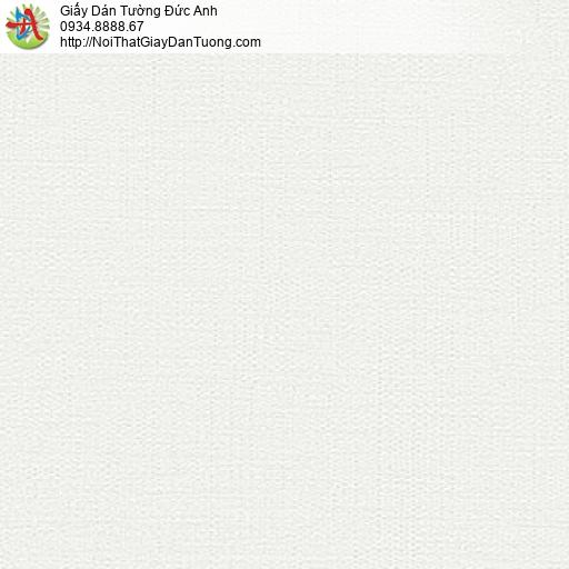 25044-2 - Giấy dán tường dạng gân vải, giấy giả vân vải màu kem nhạt
