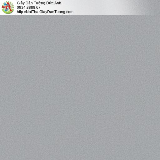 25045-5- Giấy dán tường màu xám, giấy dán tường trơn đơn giản hiện đại