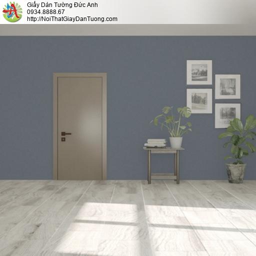 25045-6 - Giấy dán tường màu xám xanh, giấy dán tường màu xanh than