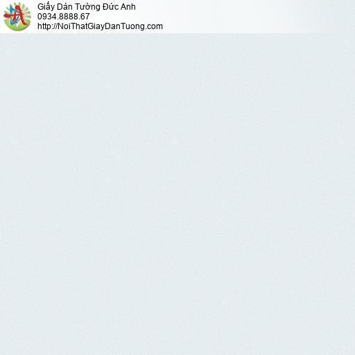 25045-8 - Giấy dán tường trơn màu xanh lợt, xanh nhạt hiện đại