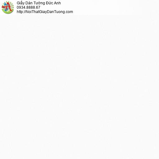 25046-1 - Giấy dán tường trơn màu trắng, giấy trơn một màu đơn sắc