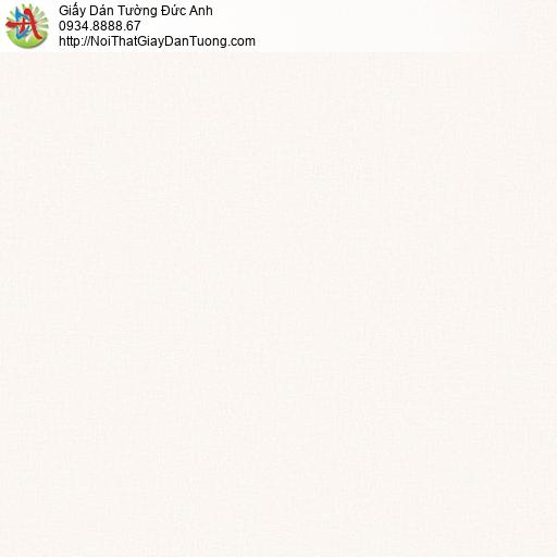 25046-2 - Giấy dán tường màu hồng lợt, giấy gân trơn màu hồng nhạt