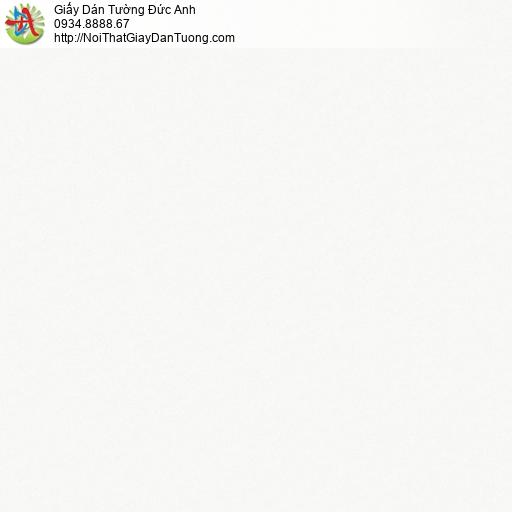 25047-1 - Giấy dán tường màu trắng ám xanh, giấy trơn màu trắng