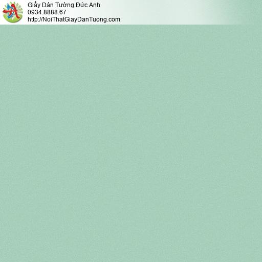 25047-6 - Giấy dán tường màu xanh lá cây, giấy gân màu xanh ngọc tươi