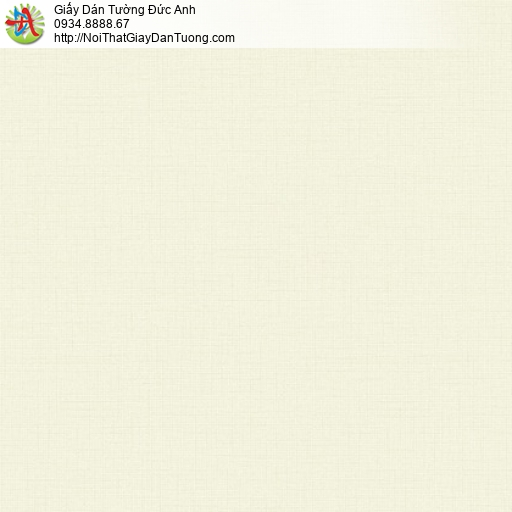 25048-3 - Giấy dán tường dạng trơn màu vàng nhạt, dán tường vàng lợt