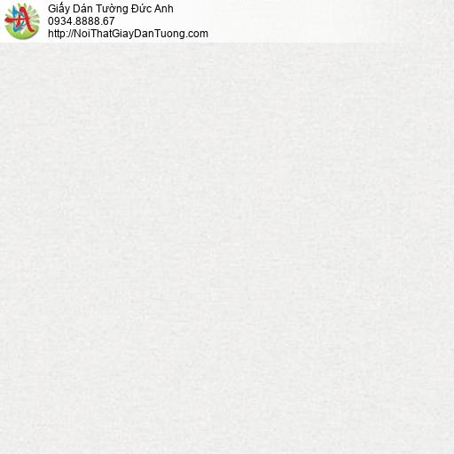 70194-2 - Giấy dán tường trơn, giấy một màu đơn sắc màu trắng kem nhạt
