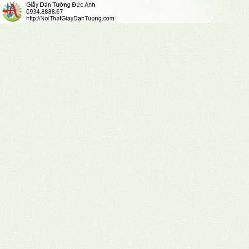 70216-3 - Giấy dán tường một màu, màu xanh lá cây nhạt