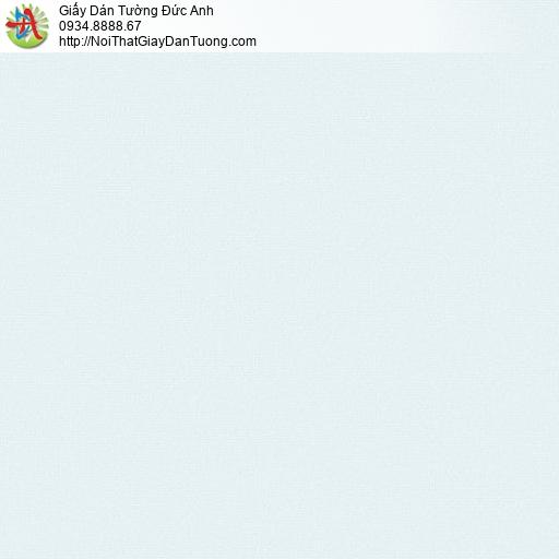 70216-4 Giấy dán tường màu xanh dương nhạt, giấy dán tường một màu