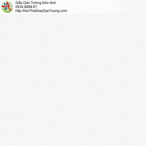 70216-9 Giấy dán tường trơn màu trắng xám, giấy dán tường một màu