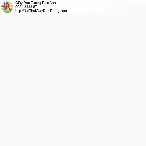 70218-1 Giấy dán tường màu trắng, giấy trơn đơn giản một màu hiện đại