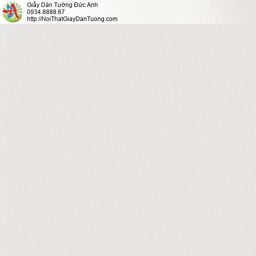 70218-2 - Giấy dán tường một màu, giấy màu xám nhạt gân trơn đơn giản