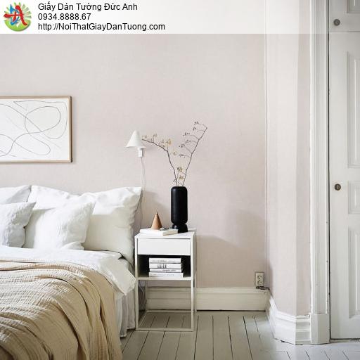70218-4 Giấy dán tường một màu, giấy dán tường màu xám nâu nhạt