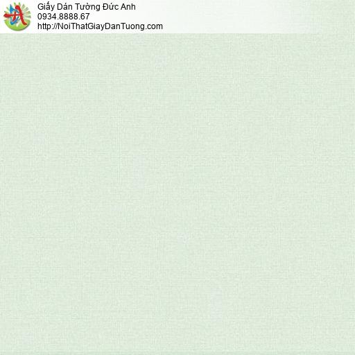 70226-8 Giấy dán tường màu xanh lá cây, giấy màu vàng chanh nhạt