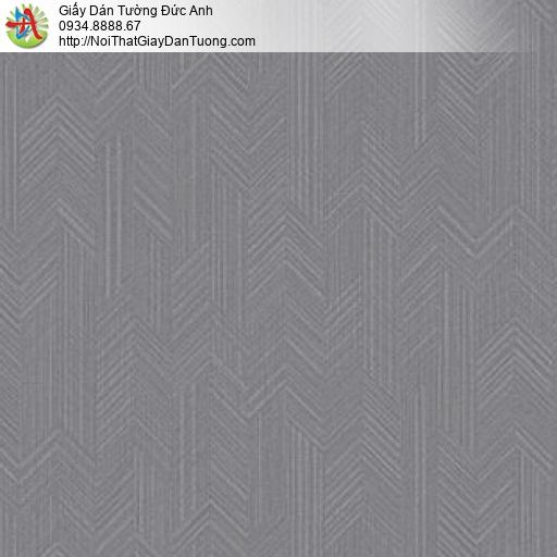 70229-3 Giấy dán tường gân màu xám, giấy dán tường huyện Bình Chánh