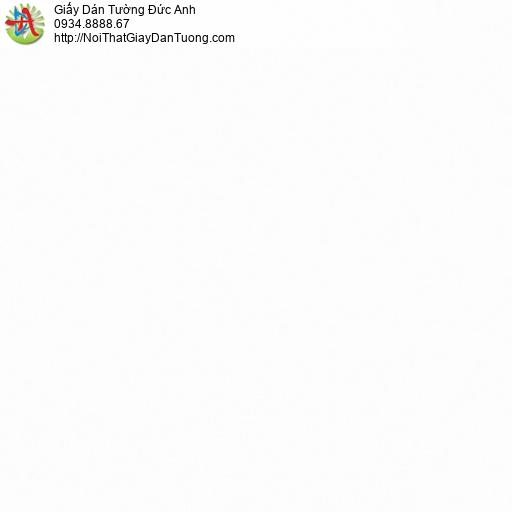 70231-1 Giấy dán tường một màu đơn sắc màu trắng,giấy dán tường quận 6