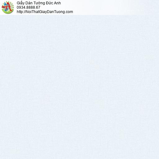 70231-7 Giấy dán tường màu xám xanh, giấy màu xanh lợt, màu xanh nhạt