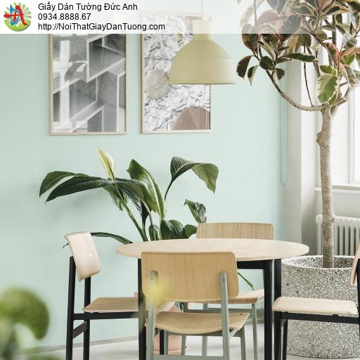 70232-4 Giấy dán tường màu xanh lá cây màu xanh nhạt,giấy trơn một màu
