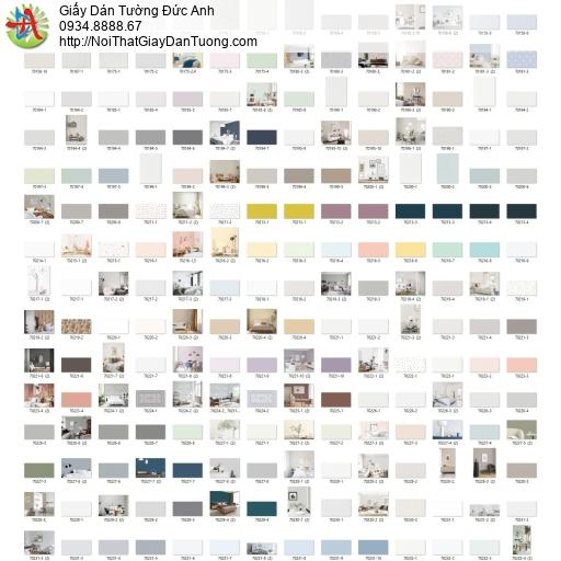 Giấy dán tường Living Hàn Quốc 2020 - 2022