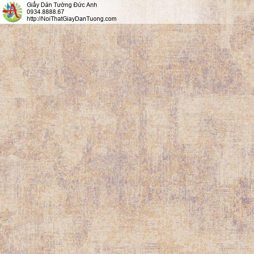 81214 Giấy dán tường màu nâu, giấy dán tường đơn sắc một màu nâu nhạt