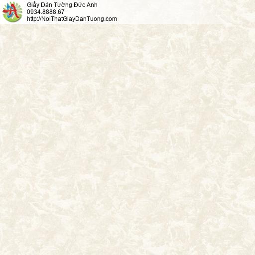 81231 Giấy dán tường họa tiết loang dạng bê tông xi măng màu vàng kem
