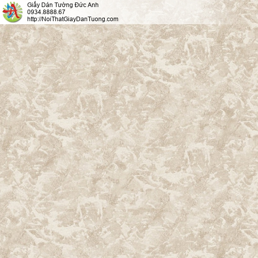 81232 Giấy dán tường họa tiết kiểu bê tông xi măng màu nâu nhạt 2020