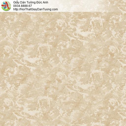 81233 Giấy dán tường họa tiết xi măng bê tông màu nâu vàng, vàng nâu
