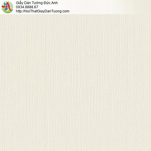 81262 Giấy dán tường sọc nhỏ nhuyễn màu kem, giấy dạng vân sọc nhỏ