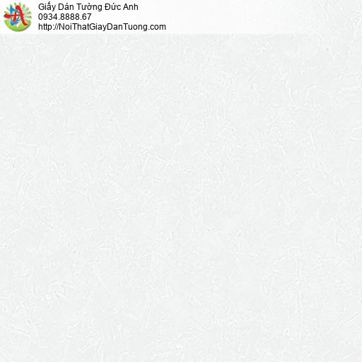 2002-2 Giấy dán tường hiện đại màu trắng,giấy gân trơn đơn sắc một màu