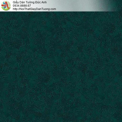 2002-7 Giấy dán tường màu xanh ngọc đậm, màu xanh lá tối, màu xanh rêu