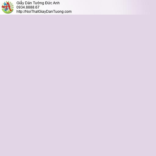 2003-6 Giấy dán tường màu tím nhạt,dán tường hiện đại đơn giản một màu
