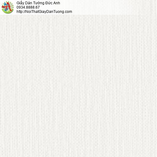 2004-2 Giấy dán tường họa tiết vải bố màu trắng xám, dán tưởng giả vải