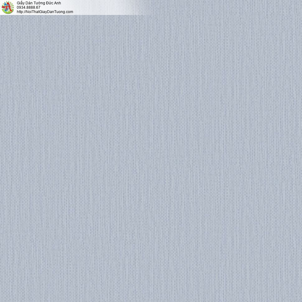 2004-3 Giấy dán tường kiểu vải bố màu xám nhạt, dán tường hiện đại