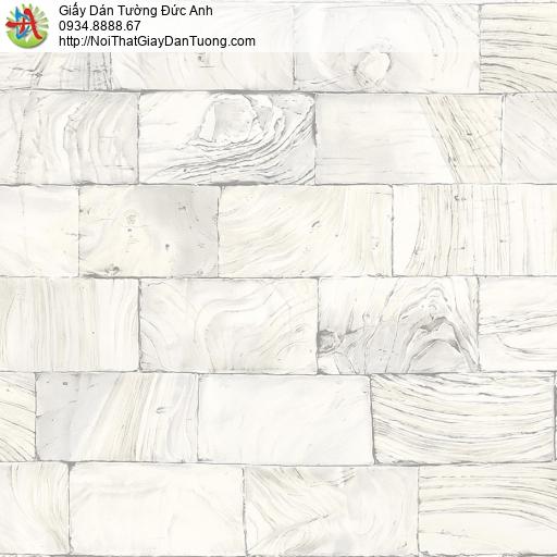2009-1 Giấy dán tường giả đá thẻ, bức tường đá màu vàng nhạt