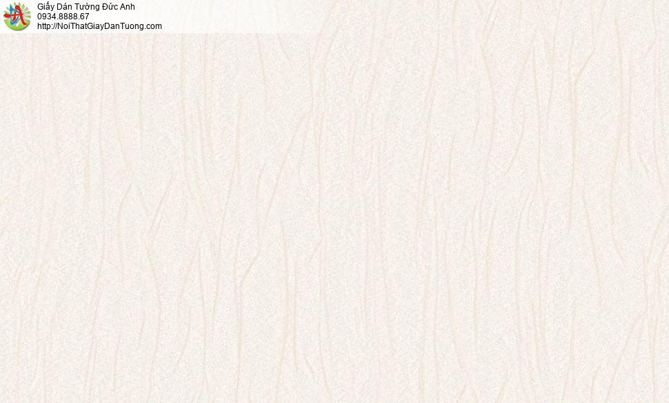 2015-1 Giấy dán tường vân đá uốn lượn màu vàng nhạt, dán tường Tphcm