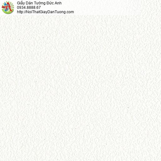 3000-1 Giấy dán tường gân màu trắng sáng có kim tuyến