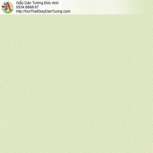 3006-5 Giấy dán tường màu xanh lá cây nhạt, giấy đơn sắc một màu xanh nõn chuối