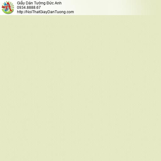 3007-4 Giấy dán tường The View 2020, giấy dán tường màu xanh nõn chuối, màu vàng chanh