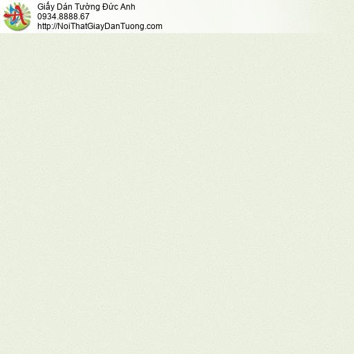 3009-11 Giấy dán tường màu xanh kem nhạt, giấy hiện đại màu lợt