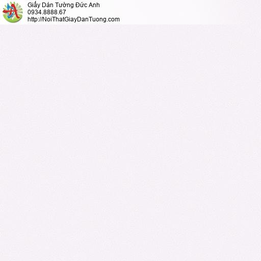 3009-8 Giấy dán tường màu tím nhạt, giấy trơn gân đơn giản màu tím lợt