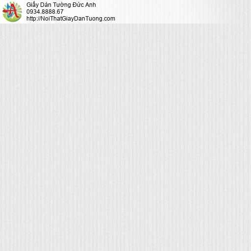 3012-6 Giấy dán tường kẻ sọc nhỏ màu xám nhạt, giấy dán tường The View