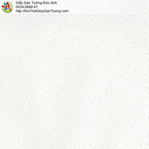 3532-1 Giấy dán tường màu trắng kim tuyến, giấy gân màu trắng tinh có kim sa lấp lánh