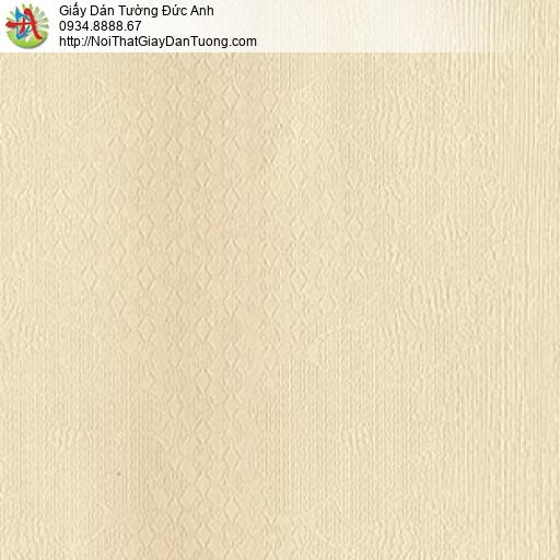 MG2125 Giấy dán tường màu chuyển vàng, họa tiết hình ca rô màu blend vàng