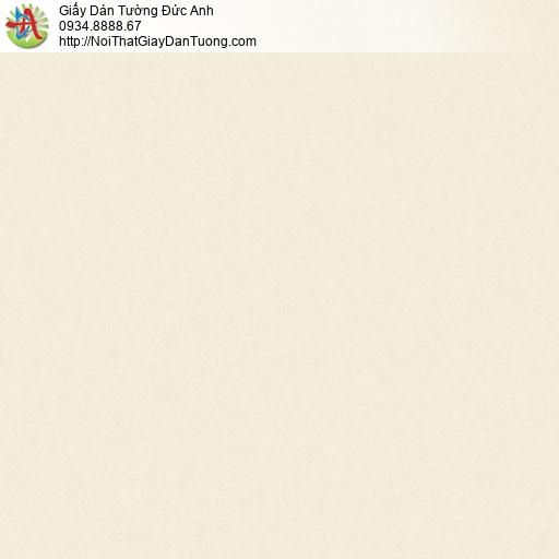 11082 Giấy dán tường đơn giản màu kem, giấy dán tường hiện đại
