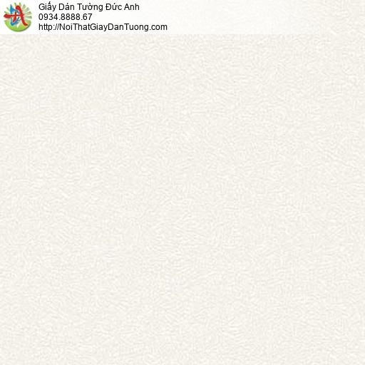 7162, Giấy dán tường gân to hiện đại màu kem, giấy gân lớn đơn giản một màu đơn sắc