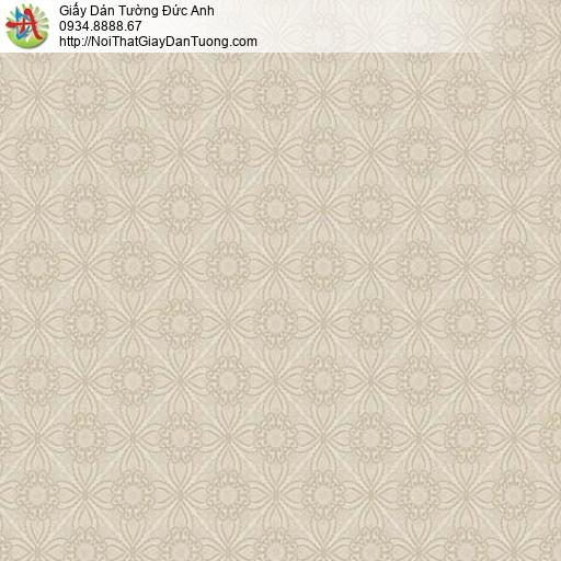 7184 Giấy dán tường ca rô màu nâu nhạt, giấy dán tường ở Bình Chánh