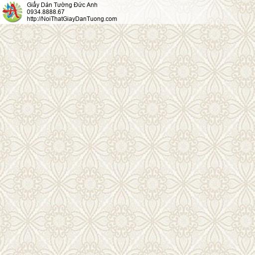 7188 Giấy dán tường ca rô màu vàng nhạt, Công ty bán giấy dán tường tại huyện Bình Chánh Tphcm