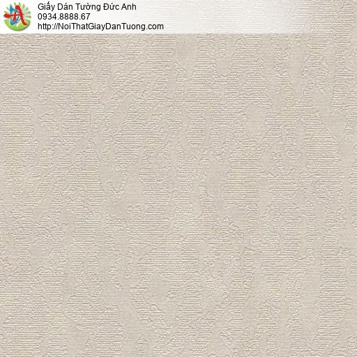 96103 Giấy dán tường gân màu nâu nhạt, giấy gân to hiện đại