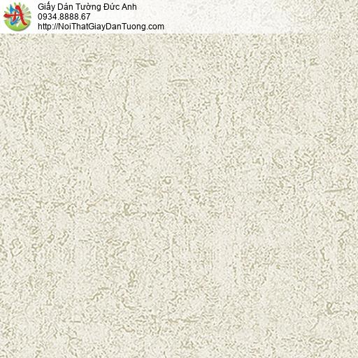 53301-1 Giấy dán tường gân bê tông màu vàng nhạt, vàng kem